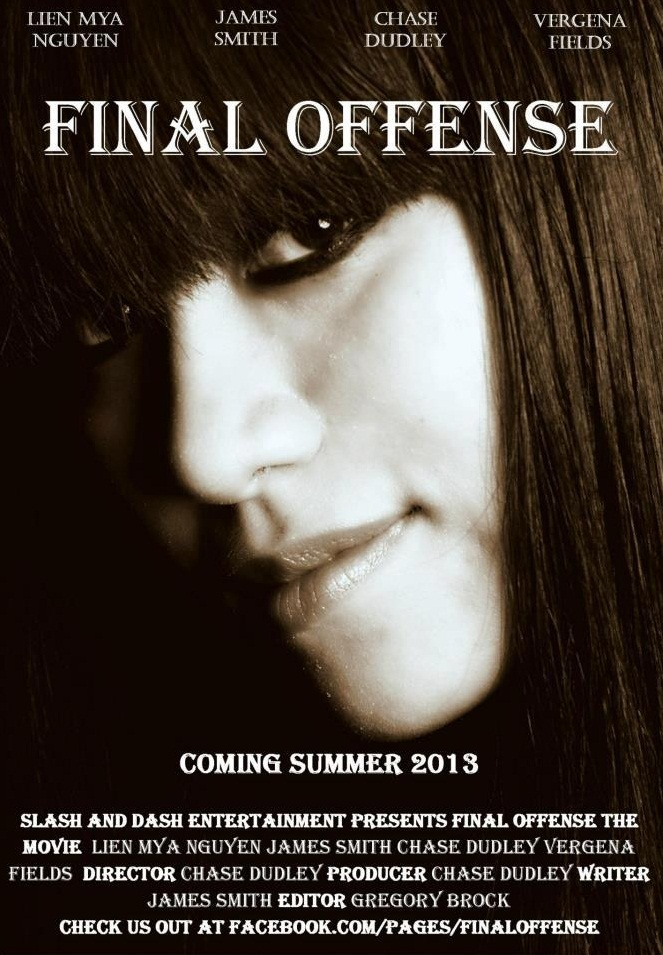 Final Offense Movie Poster (Featuring Lien Mya Nguyen)