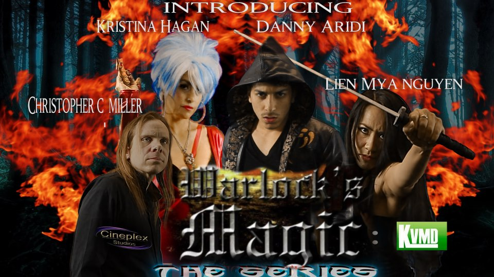 Warlock's Magic - The Series Poster