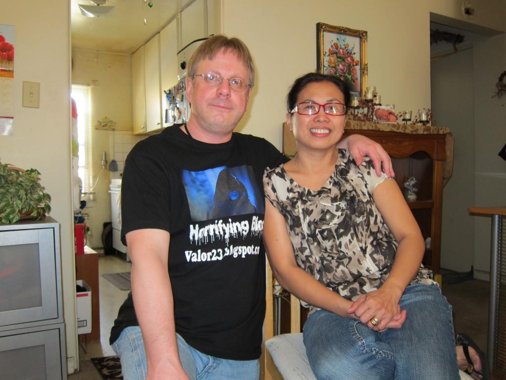 John Ginder Visit (04-07-2013)
