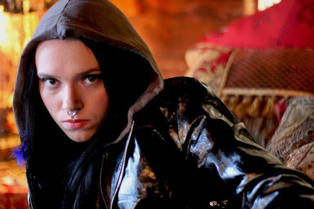 Apocalypse Kiss - Carmella Hayslett (As Katia)