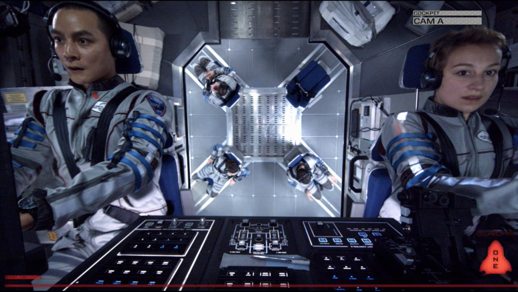 Dissecting Cinema: Europa Report | SPACE JOCKEY REVIEWS