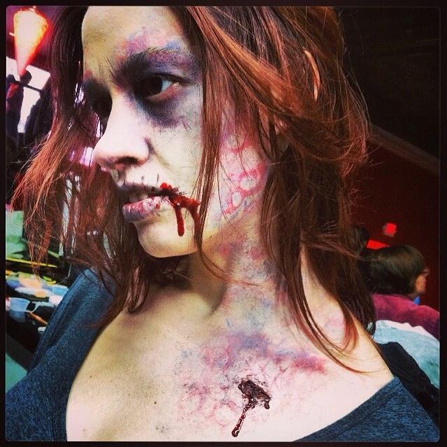 Amanda Durbin Zombie 01