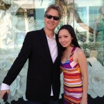 Jennifer Linch with John Paul Ouvrier
