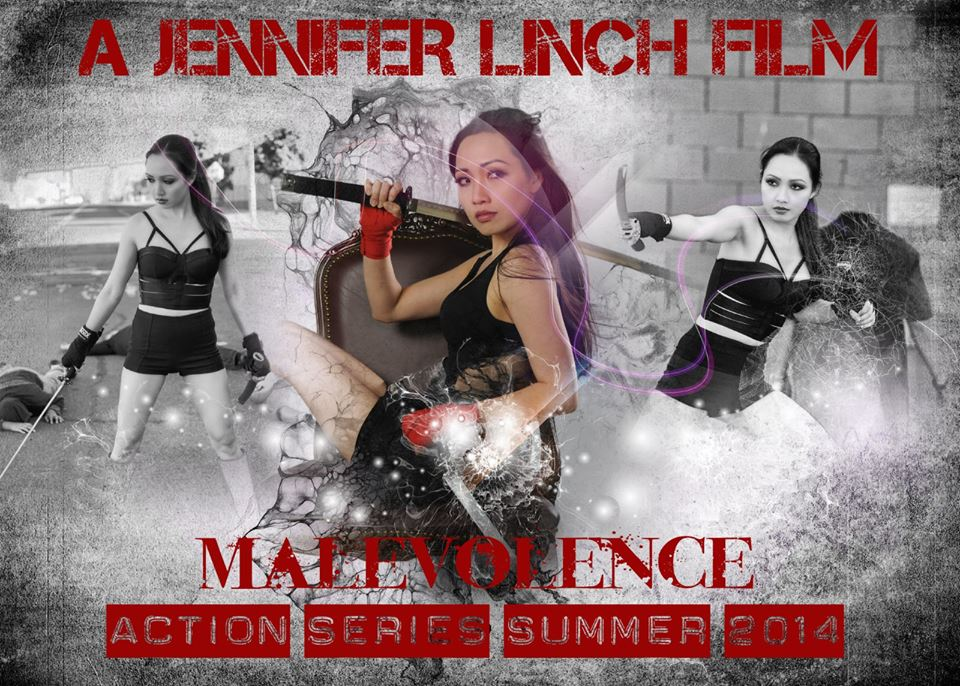 Jennifer Lynch 024 - Malevolence Banner