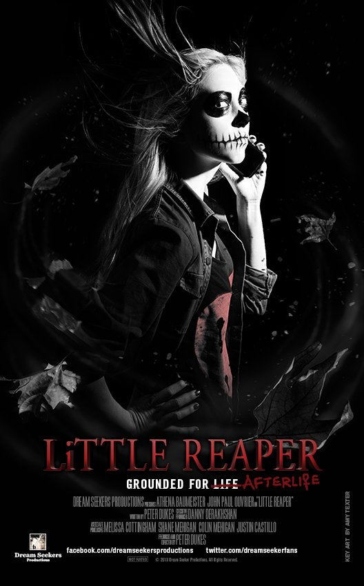 Little Reaper (Movie Poster 03B)