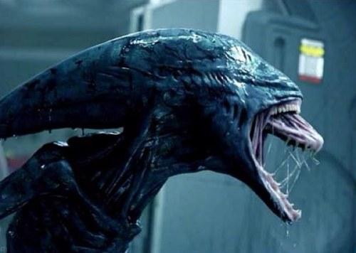 Prometheus Xenomorph 01