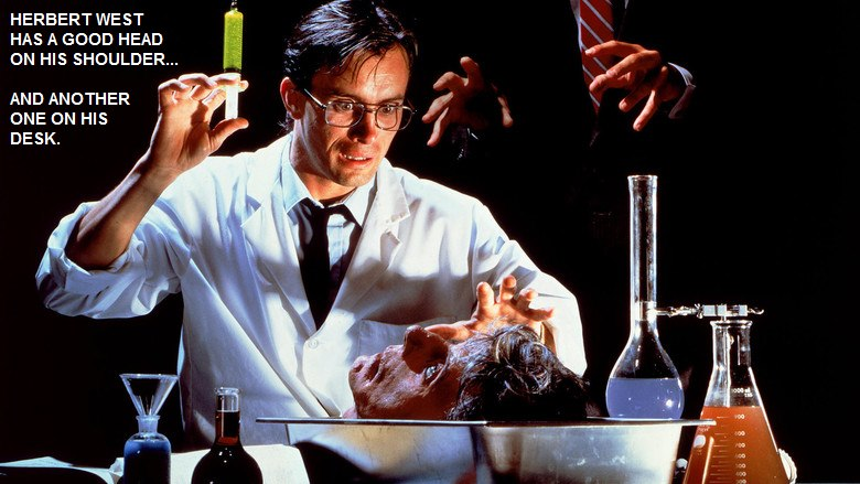 Re-Animator Poster 02