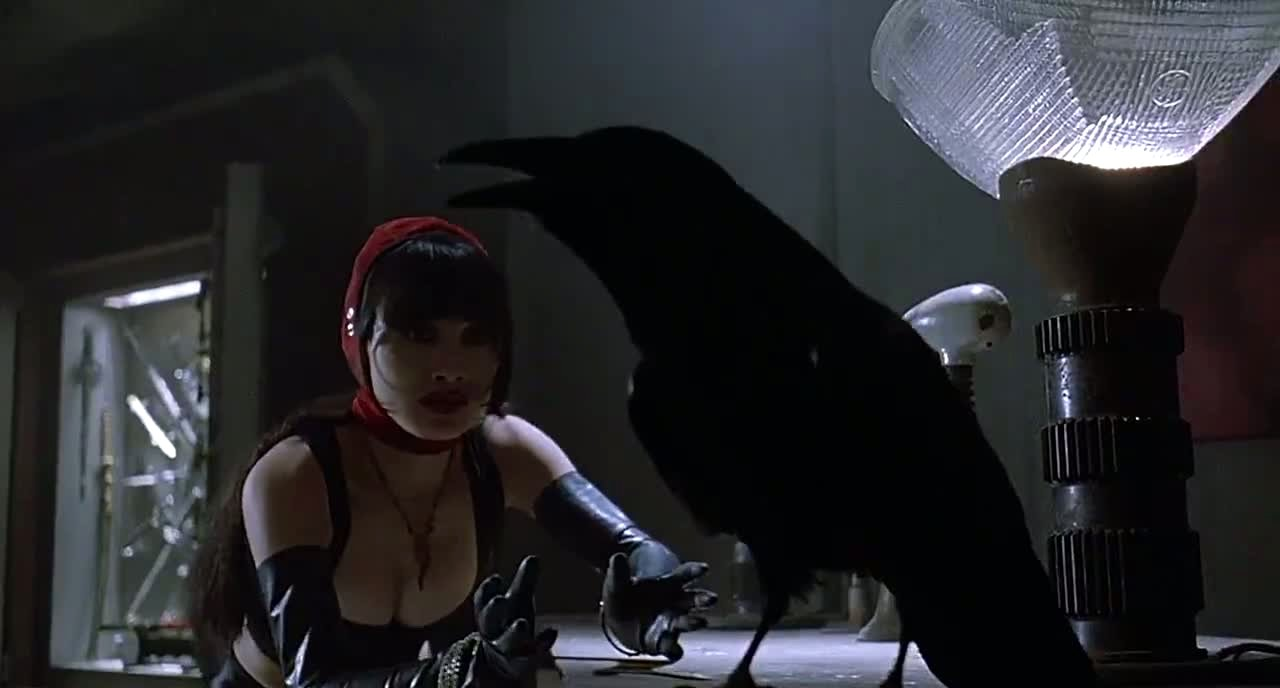 Bai Ling - The Crow 001