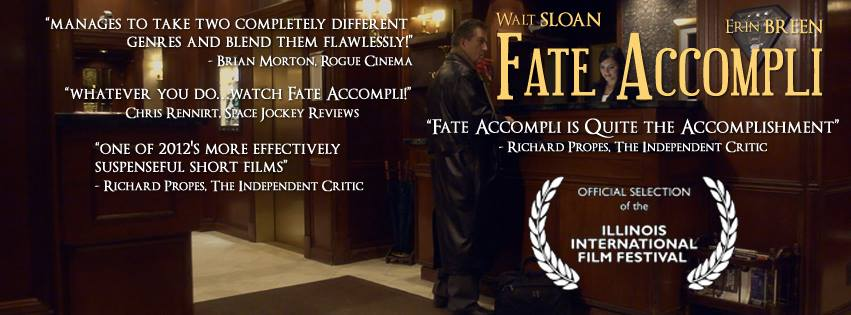 Fate Accompli Poster (Featuring a quote from SJR) 05