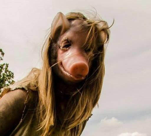 Pig Girl 017B