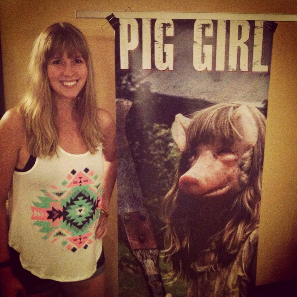 Pig Girl 028