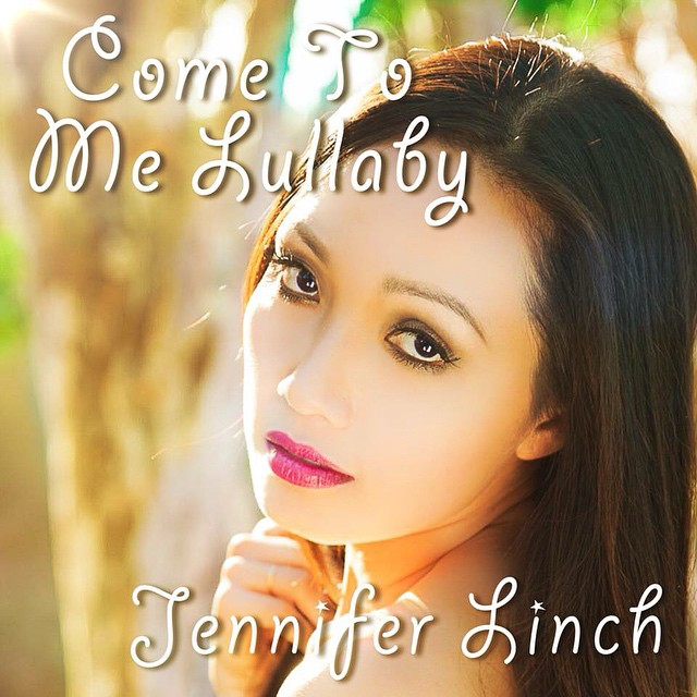 Come to Me Lullaby Album Cover 01